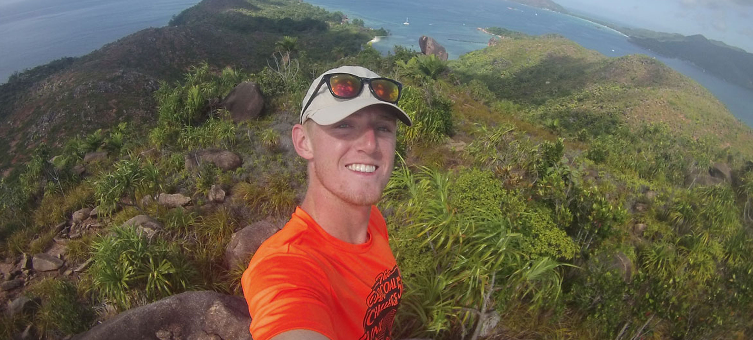 Crabbing in the Seychelles with Cody Kiefer '17