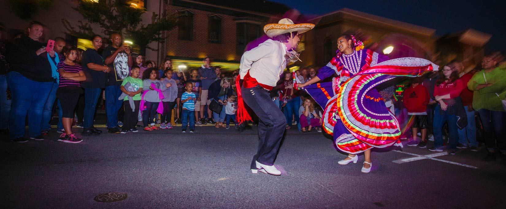 Salsa on the Square 2018