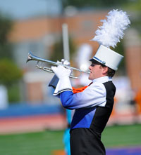 Bullets Marching Band Soloist