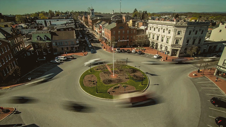 Gettysburg Town Square