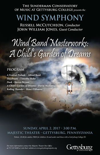 Wind Band Masterworks: A Child's Garden of Dreams