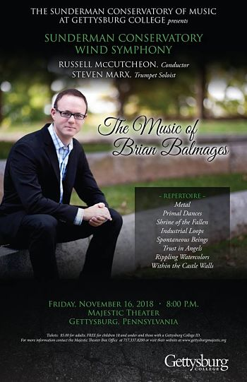 The Music of Brian Balmages