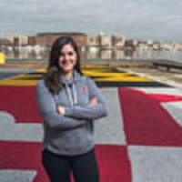Unexpected connections lead Elise Sondheim '15 to Under Armour