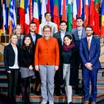 Eisenhower Institute Undergraduate Fellows investigate themes of 'common security and prosperity'