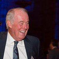 College remembers life and legacy of Honorary Life Trustee John Jaeger '65