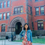 Srey Nich Vunn '22: A global citizen with a passion for social change