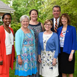 Alumni honored for great work, leading lives of impact