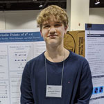 Math Major Matt Torrence '21 Presents Research at Major Conference