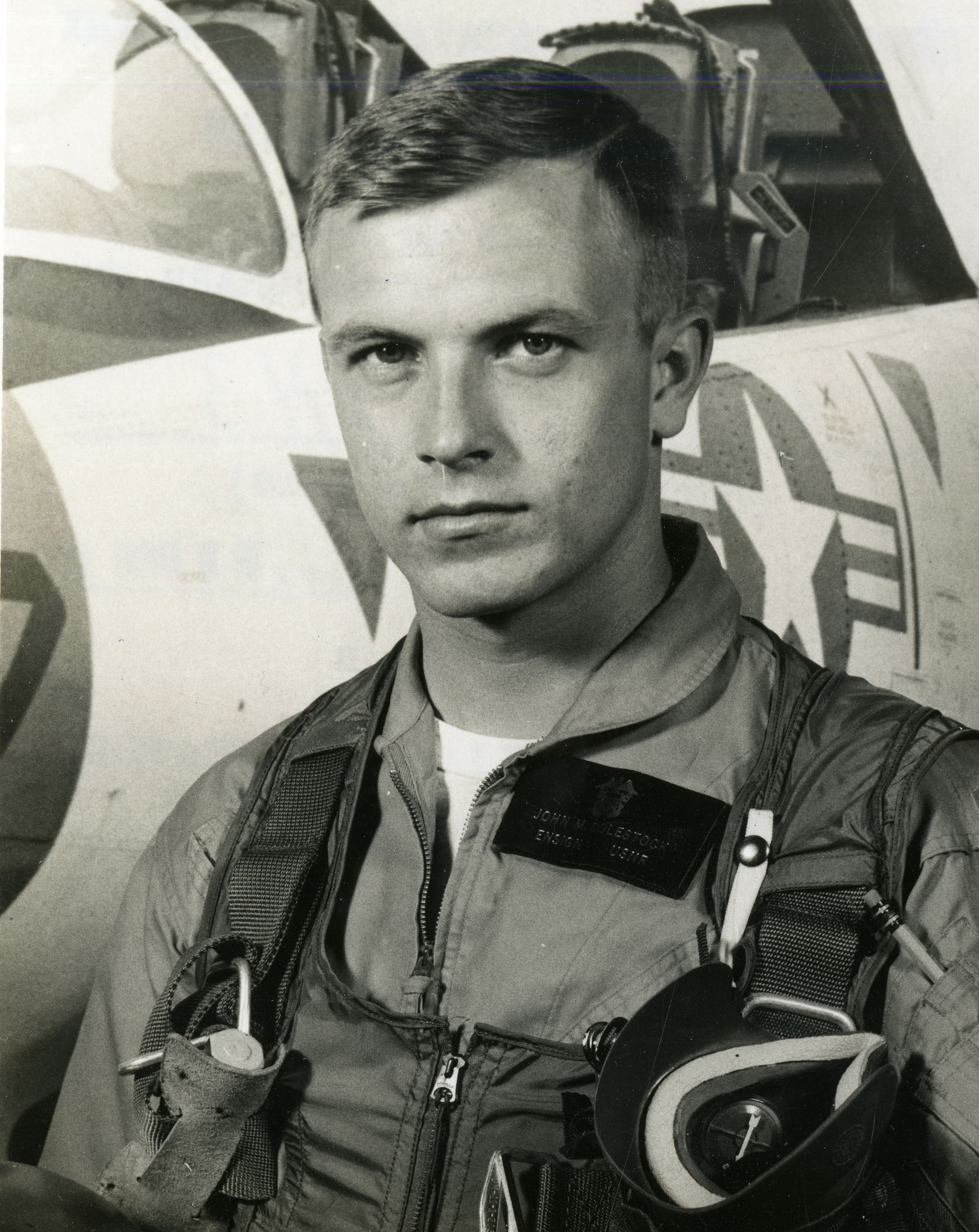 MS-222: Lt. John M. Colestock '65 Papers