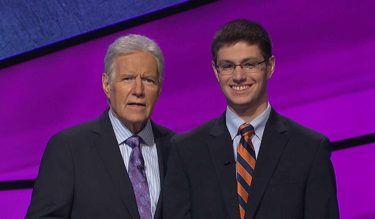 Jeopardy! winner shares success story