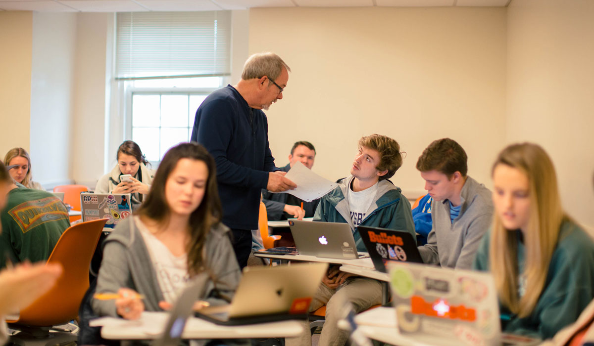Leveraging liberal arts to prepare students for data-driven world