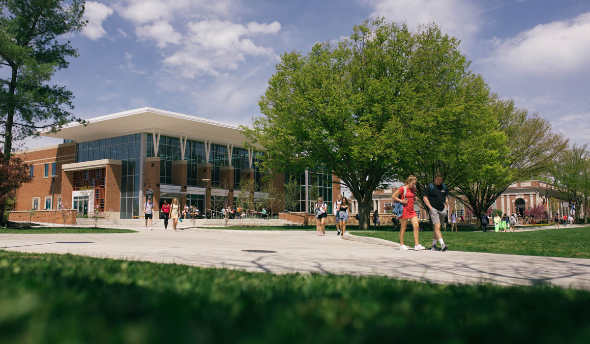 JMR Student Center construction project earns LEED Gold Certification