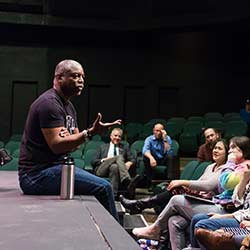 LeVar Burton on the power of storytelling and the Gettysburg Address