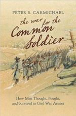 Book cover of The War for the Common Soldier