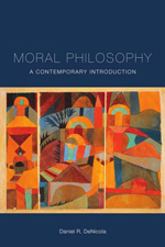 Book cover of oral Philosophy: A Contemporary Introduction