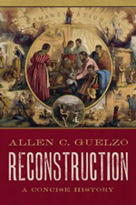 Book cover of Reconstruction: A Concise History