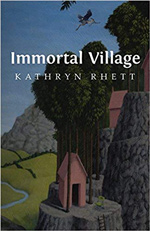 Book cover of Immortal Village