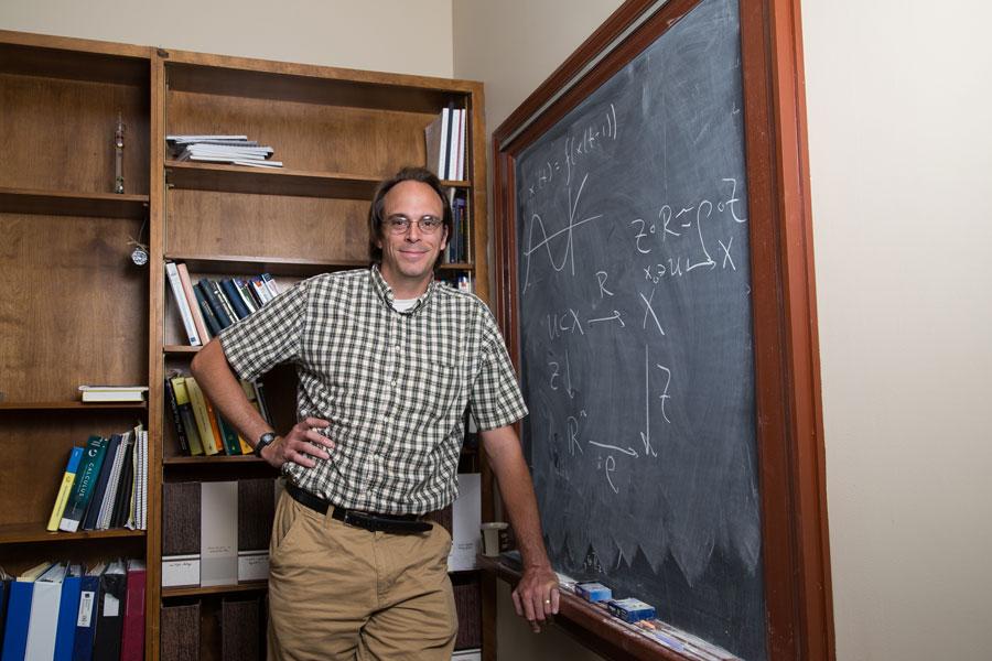 Mathematics Prof. Benjamin Kennedy