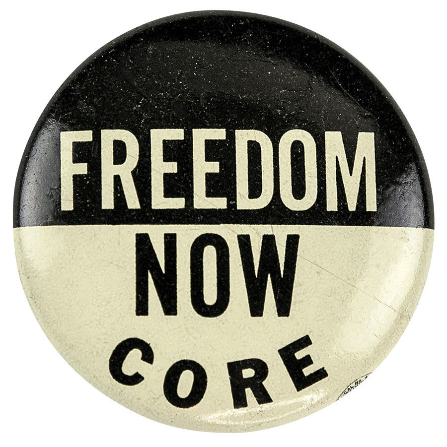 Freedom now core button