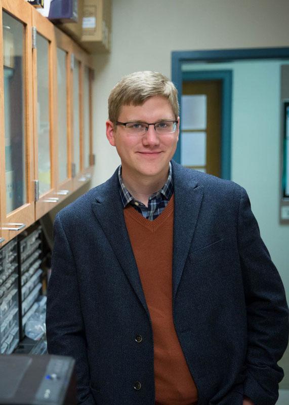 Prof. James Puckett