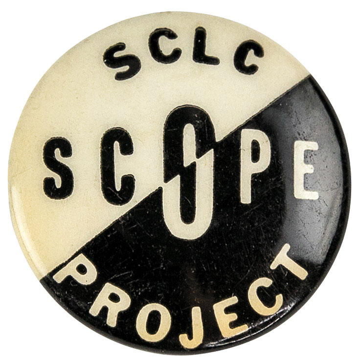 SCLC Scope Project button