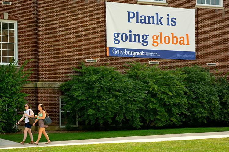 Plank Gym