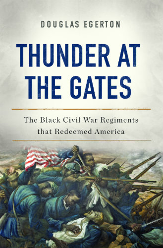 Egerton's Thunder at the Gates book cover