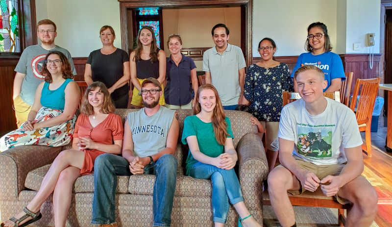2019 Kolbe Summer Fellows